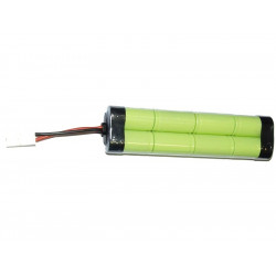 Battery XCell 9,6V / 3000mAh NiMh L-type