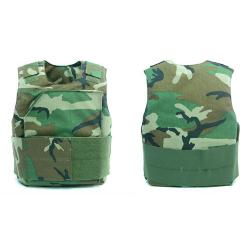 Ranger Body Armor (Woodland Camo)