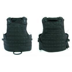 Tacitcal Body Armor (Black) - Large