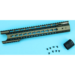 "MOTS 12.5"" Keymod (Wire Cutter Design) (Sand)"