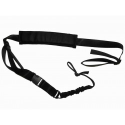 Padded sling, black
