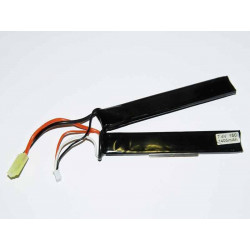 Battery XCell 7,4V / 1400mAh 15/30C Li-Pol Two-piece
