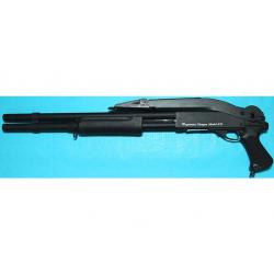 Brokovnice M870 s ocelovou sklopnou pažbou - dlouhá