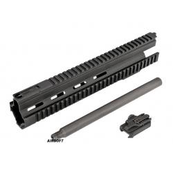HK417 AEG / GBB 20 inch Sniper Conversion Kit