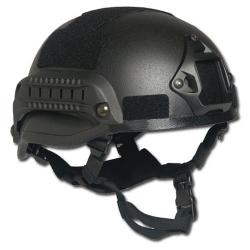 Helmet U.S. MICH 2002 Type Set BLACK