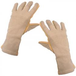 GI nomexové rukavice (pískové), velikost M