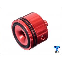 Universal aluminium cylinder head v.II - flat rubber pad