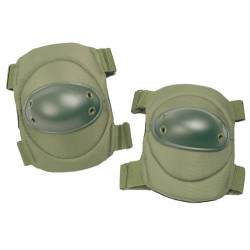 Elbow pads OLIVE couple