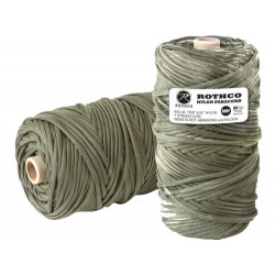 Nylon Paracord cord on reel 100 cm x 4 mm, OD