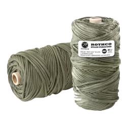 Parašňůra - paracord 100cm, olivová