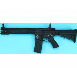Auto Electric Gun-072 (Black)