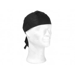 Scarf headwrap BLACK