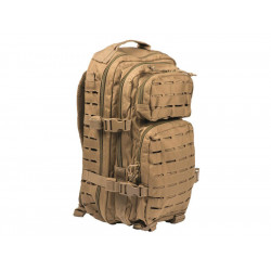 Backpack ASSAULT I LASER CUT COYOTE