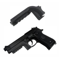 Pistol Laser Mount for M9