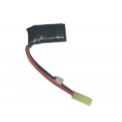 Battery XCell 7,4V / 380mAh 30C Li-Pol Mini typ