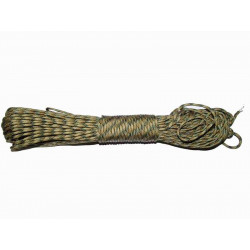 Paracord 30m, multicam