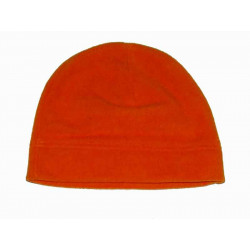 Hat / beanie FLEECE - orange