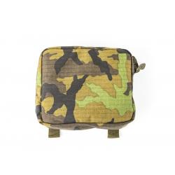 Pocket on the backpack ROKLAN front vz.95 Forest