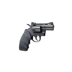 Marui PYTHON 357 2.5 inch Gas Revolver ( Black )