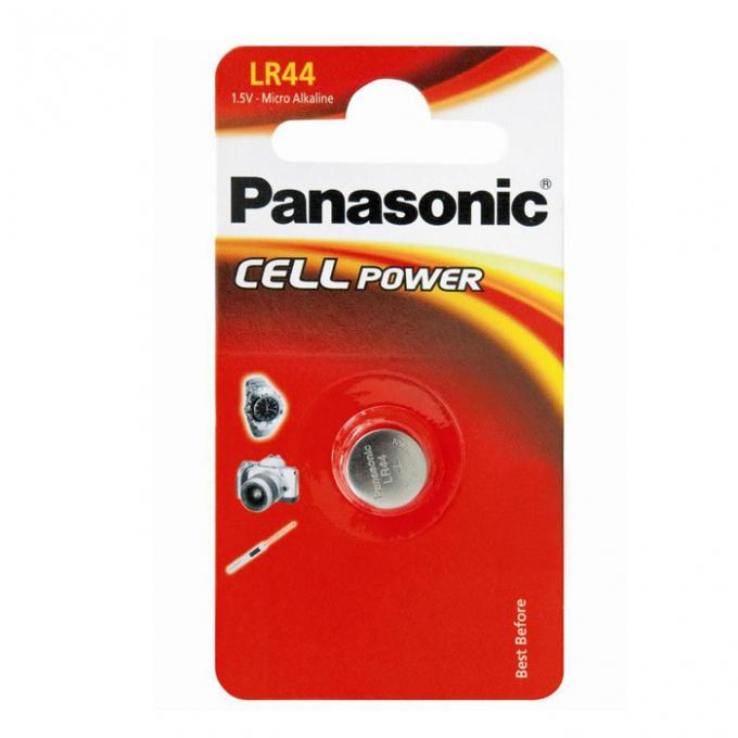 Panasonic LR44 Cell Power 1,5V Micro Alkaline