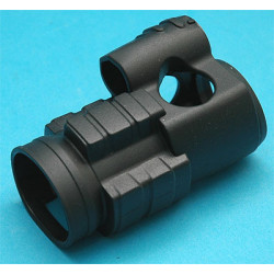 G&P Military Type 30mm Red Dot Sight Cover ( Black )