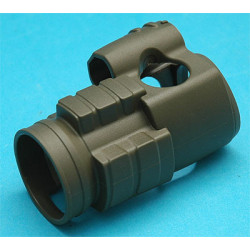 G&P Military Type 30mm Red Dot Sight Cover ( OD )