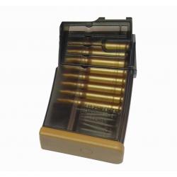 Zásobník HK417 / G28 Umarex 120 ran - pískový