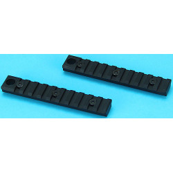 Keymod Rail X, 2pcs