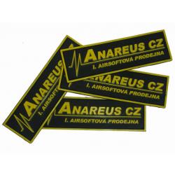 Patch PVC 3D ANAREUS