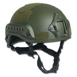 Helmet U.S. MICH 2001 Type Set OLIVE