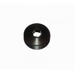 Silver Screw / End Plate for M92, R-Series, Bird Series Airsoft GBB CO2 Magazines