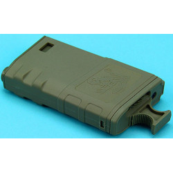 Zásobník krátký Colt na 140 ran FROG s rychlovytahováním, pískový