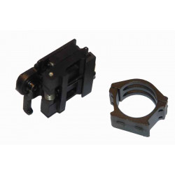 L3 QD scope mount  BK