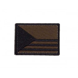 Patch ACR Combat Flag - OD, 75 x 52 mm