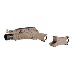 Granátomet EGLM pro FN SCAR, pískový