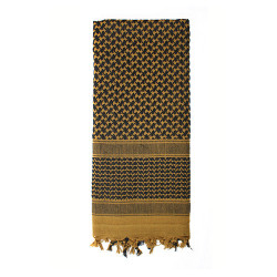 Scarf SHEMAG BROWN