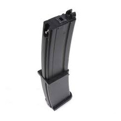 WE 40 Rds Gas Magazine for SMG 8 GBB