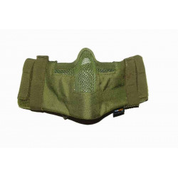 C.M. Strike Steel Half Face Mask Gen 8 ( OD )