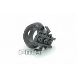 FMA Single Clamp for 1\'flashlight Bk
