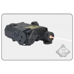 FMA PEQ 15 LA-5 Battery Case + red laser BK