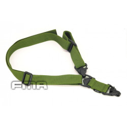 FMA FS3 Multi-Mission Single Point / 2Point Sling OD