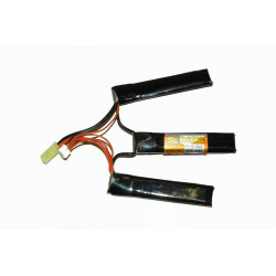 Battery XCell 11.1V / 1000mAh 20-40C Li-Pol three-piece
