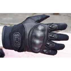 Gloves BCB COMBAT - BLACK, M