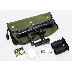 E&L PSO-1-M2 Scope for AK