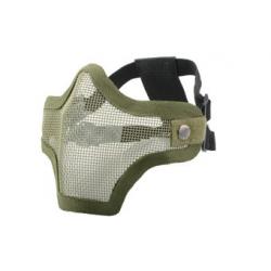 Síťovaná ochranná maska Stalker, olivová