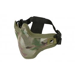 Síťovaná ochranná maska Stalker, multicam