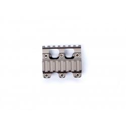 CNC hliníková RIS montáž na hlaveň pro M40A5/A3