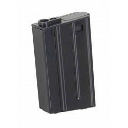 A&K Hi-Cap Magazine for Marui System M4 / M16 AEG ( Black / 190Rds )