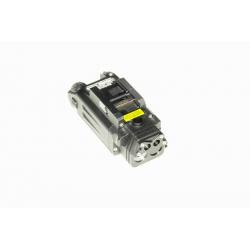 BlackCat Airsoft Tactcial Flashlight for 20mm Rail ( Black )