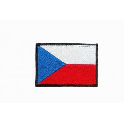 Patch ACR Flag - COLOR, 75 x 52 mm
